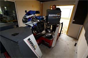 Fayh ric performance motos entretien votre moto votre - Banc de puissance moto occasion ...
